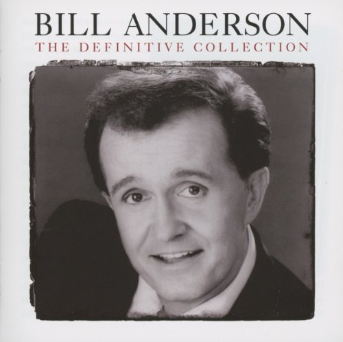 Bill Anderson Definitive Collection Import Gbr 2 CD