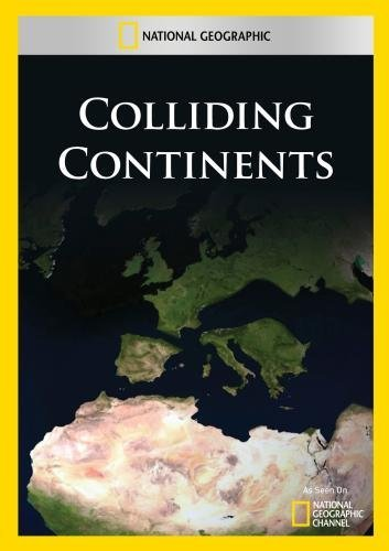 Colliding Continents Colliding Continents Made On Demand