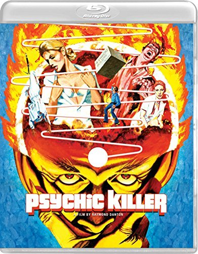 Psychic Killer Hutton Adams Blu Ray Pg