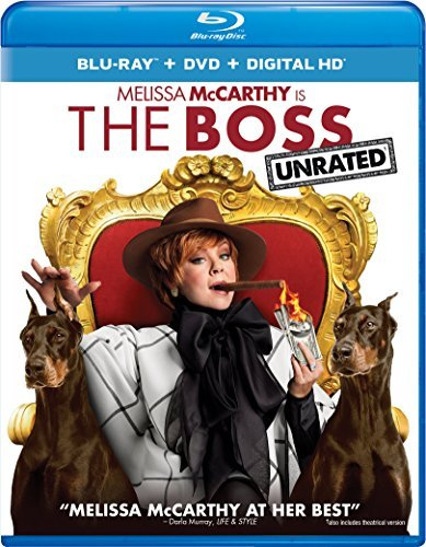 Boss Mccarthy Bell Dinklage Blu Ray DVD Dc Unrated