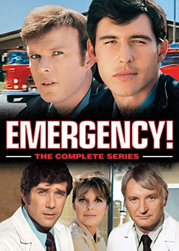 Emergency Complete Series DVD