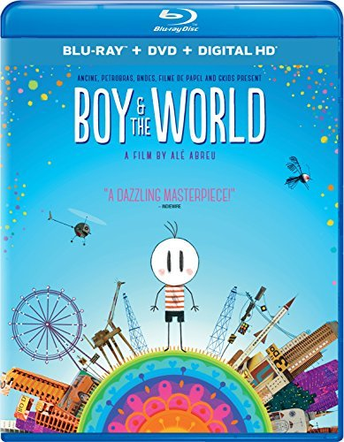 Boy & The World Boy & The World Blu Ray DVD Pg