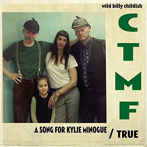 Ctmf Song For Kylie Minogue B W Tru 7""
