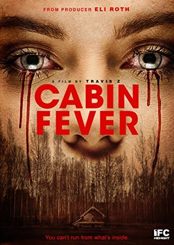 Cabin Fever (2016) Golightly Daddario DVD Nr