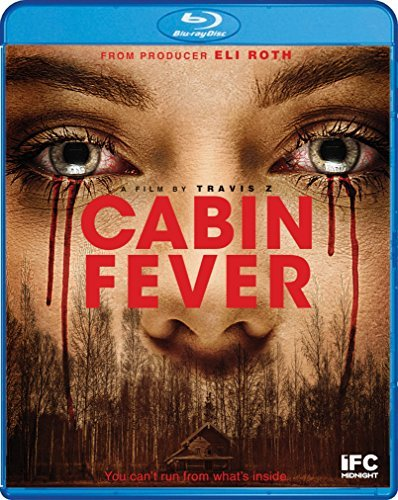 Cabin Fever (2016) Golightly Daddario Blu Ray Nr