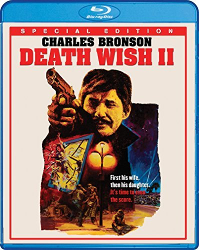 Death Wish Ii Bronson Fishburne Blu Ray R