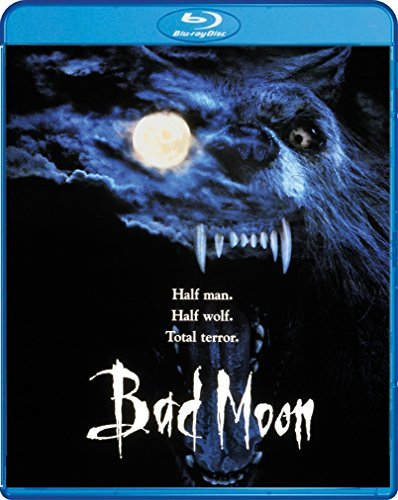 Bad Moon Hemingway Pare Gamble Pogue Blu Ray R