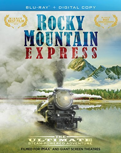 Imax Rocky Mountain Express Imax Rocky Mountain Express Blu Ray
