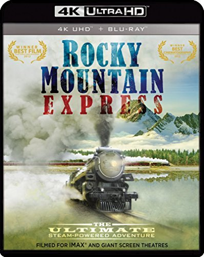 Imax Rocky Mountain Express Imax Rocky Mountain Express 4k