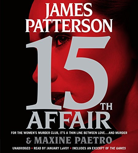 James Patterson 15th Affair Abridged