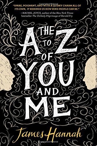 James Hannah The A To Z Of You And Me
