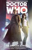 Nick Abadzis Doctor Who The Tenth Doctor Volume 4 The Endless Song