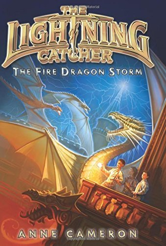 Anne Cameron The Fire Dragon Storm