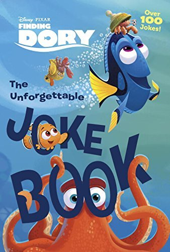 Rh Disney The Unforgettable Joke Book (disney Pixar Finding