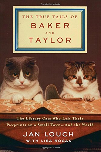 Jan Louch The True Tails Of Baker And Taylor The Library Cats Who Left Their Pawprints On A Sm