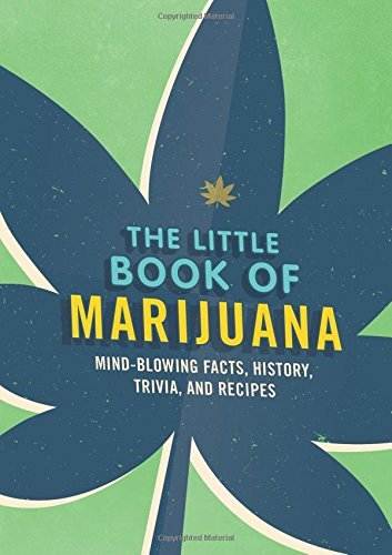Spruce The Little Book Of Marijuana Mind Blowing Facts History Trivia And Recipes