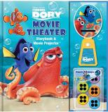 Bill Scollon Disney Pixar Finding Dory Movie Theater Storybook