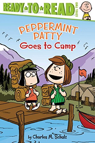 Charles M. Schulz Peppermint Patty Goes To Camp