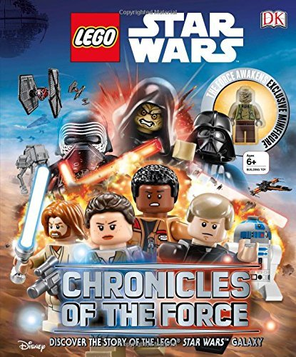 Dk Publishing Chronicles Of The Force