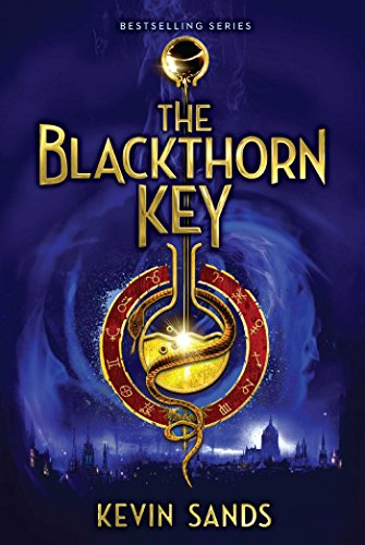 Kevin Sands The Blackthorn Key Reprint