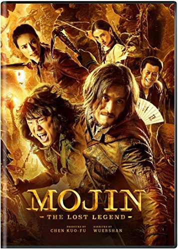 Mojin The Lost Legend Mojin The Lost Legend DVD Nr