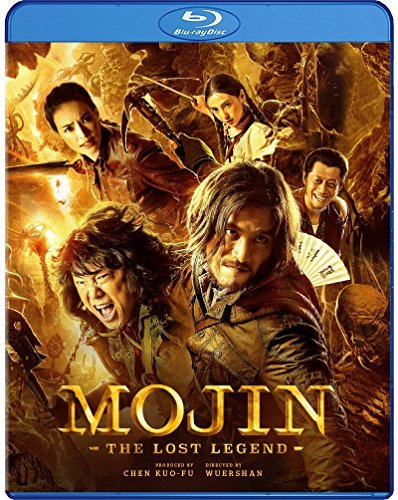 Mojin The Lost Legend Mojin The Lost Legend Blu Ray Nr