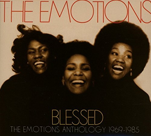 Emotions Blessed The Emotions Antholog Import Gbr