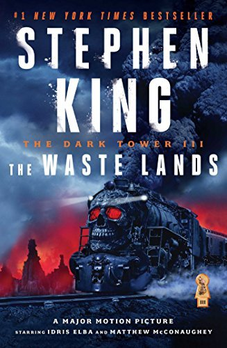 Stephen King The Dark Tower Iii The Waste Lands