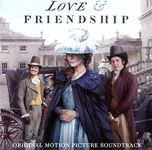 Love & Friendship Soundtrack
