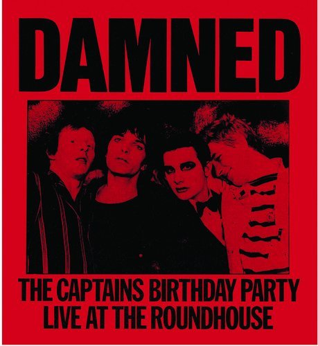 Damned Captain's Birthday Party