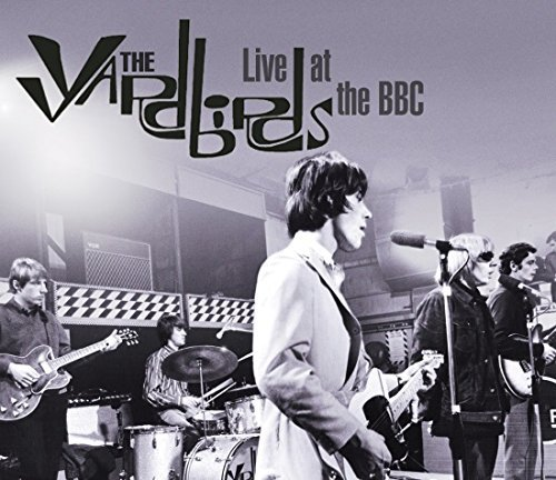 Yardbirds Live At The Bbc Import Deu