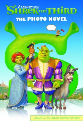 Amy Court Kaemon Shrek The Third The Photo Novel