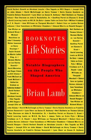 Brian Lamb Booknotes Life Stories