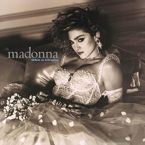 Madonna Like A Virgin Vinyl Reissue