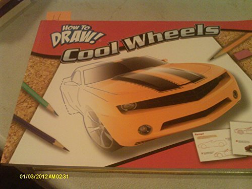 Kidsbooks How To Draw! Cool Wheels