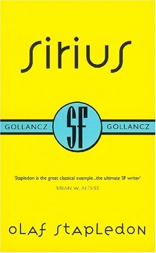 Olaf Stapledon Sirius Gollancz Collectors' Editions