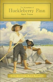 Mark Twain The Adventures Of Huckleberry Finn Junior Classic