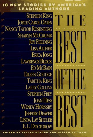 Elaine Koster The Best Of The Best 18 New Stories By America's Leading Authors