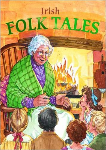 Felicity Trotman Irish Folk Tales