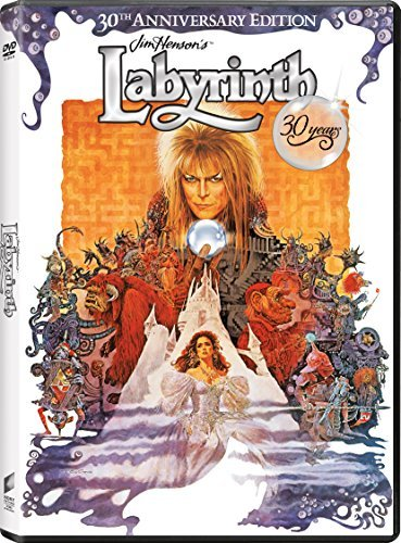 Labyrinth Bowie Connelly DVD 30th Anniversary Edition