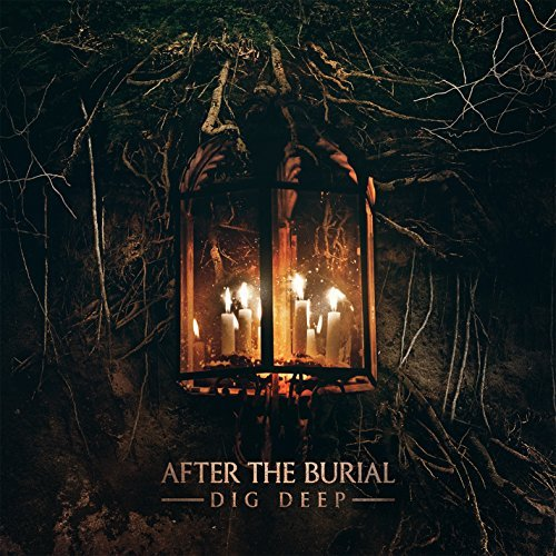 After The Burial Dig Deep (orange Tan Colored Vinyl)