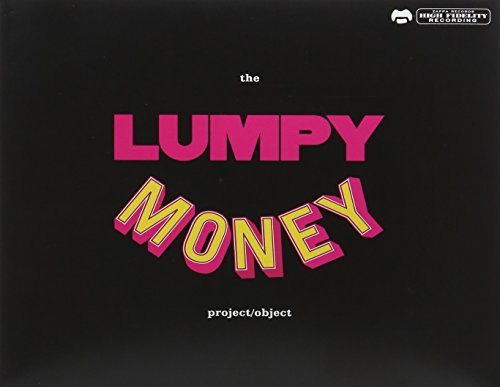 Frank Zappa Lumpy Money Project Object 3xcd