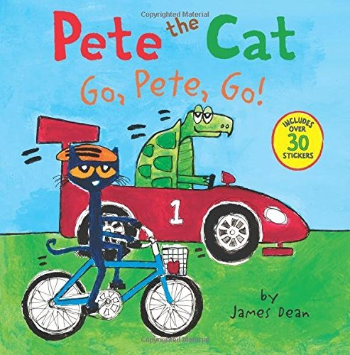 James Dean Pete The Cat Go Pete Go!