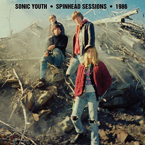 Sonic Youth Spinhead Sessions Lp