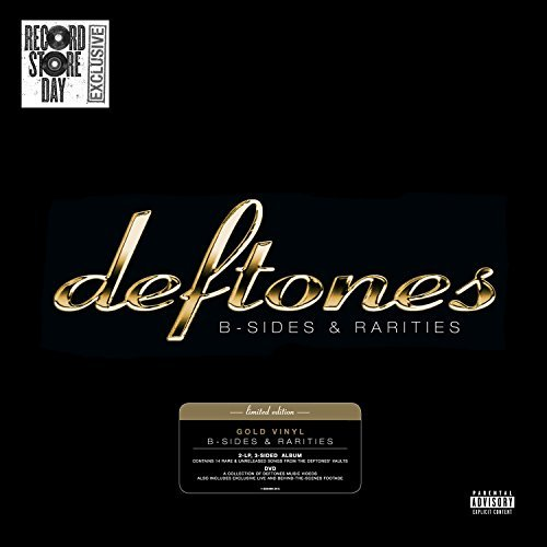 Deftones B Sides & Rarities Explicit Version 2lp W Bonus DVD