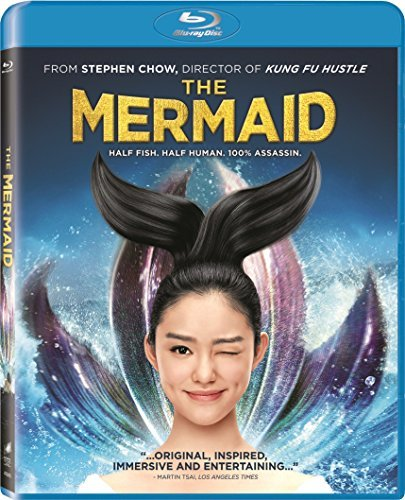 Mermaid (mei Ren Yu) Mermaid (mei Ren Yu) Blu Ray R