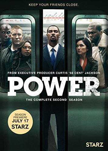 Power Season 2 DVD