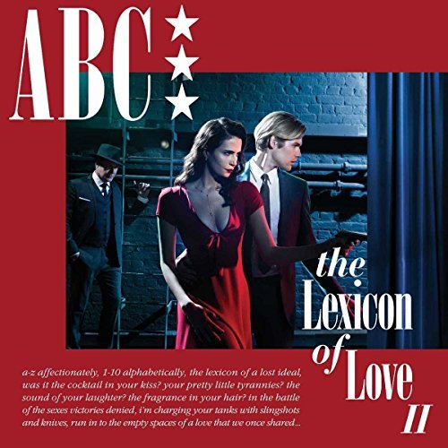 Abc Lexicon Of Love Ii Import Gbr
