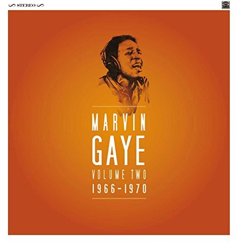 Marvin Gaye Volume Two 1966 1970 Import Gbr Box Set
