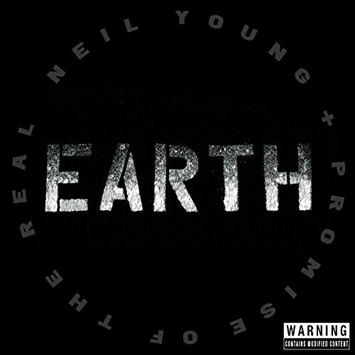 Neil Young & Promise Of The Real Earth (3lp)